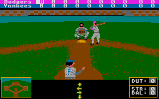 Screenshot of Baseball
