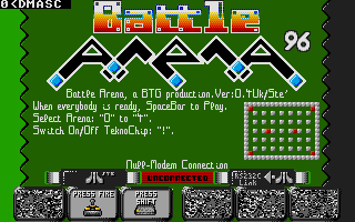 Thumbnail of other screenshot of Battle Arena 96
