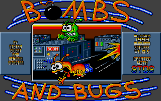 Thumbnail of other screenshot of Bombs and Bugs