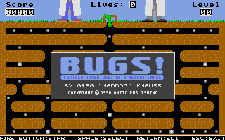 Thumbnail of other screenshot of Bugs!
