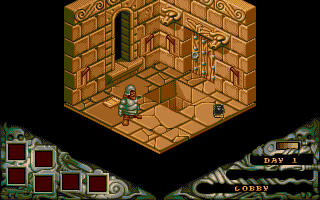 Screenshot of Cadaver - Temple