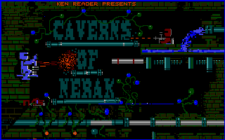 Thumbnail of other screenshot of Caverns of Nerak