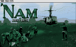 Screenshot of Nam 1965-1975