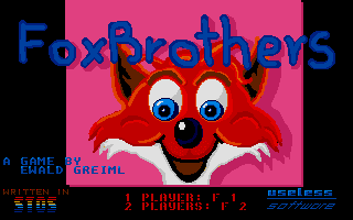 Screenshot of Fox Brothers
