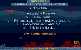 Thumbnail of other screenshot of Freestyle