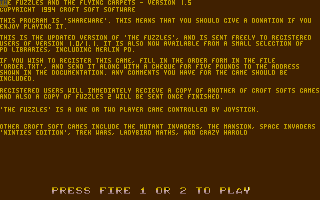 Thumbnail of other screenshot of Fuzzles and the flying Carpets