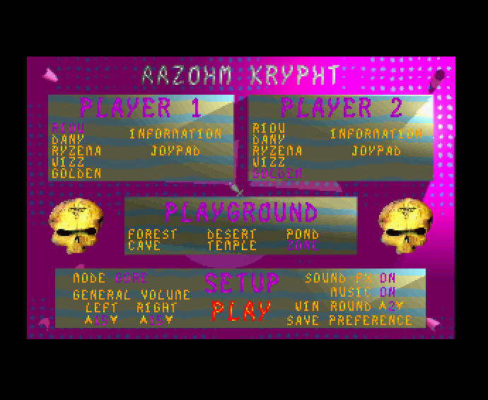 Thumbnail of other screenshot of Aazohm Krypht