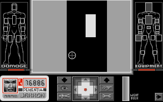 Screenshot of Corporation Mission Disk