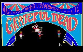 Thumbnail of other screenshot of Grateful Dead Game, The