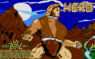 Screenshot of Hero