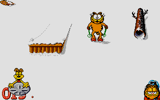 Thumbnail of other screenshot of Garfield - Winter's Tail