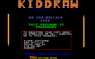 Screenshot of Kid Draw