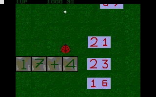 Screenshot of Ladybird Maths