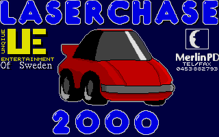 Thumbnail of other screenshot of Laserchase 2000
