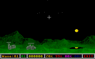 Screenshot of Laserbase