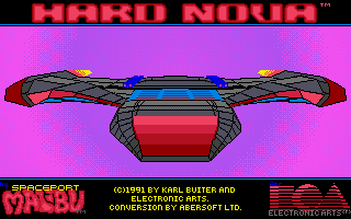 Screenshot of Hard Nova