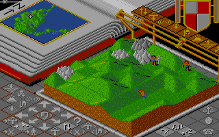 Thumbnail of other screenshot of Populous