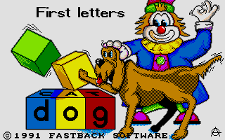 Thumbnail of other screenshot of First Letters