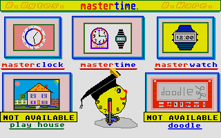 Large screenshot of Mastertime