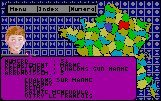 Thumbnail of other screenshot of Voyage A Travers La France