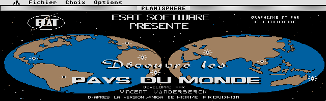 Thumbnail of other screenshot of Decouvre Les Pays Du Pays Du Monde