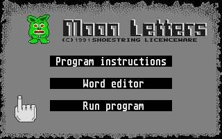 Thumbnail of other screenshot of Moon Letters