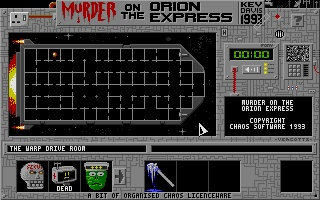 Thumbnail of other screenshot of Murder on the Orion Express