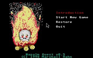 Thumbnail of other screenshot of Napalm Quest