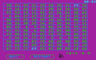 Thumbnail of other screenshot of Number Maze