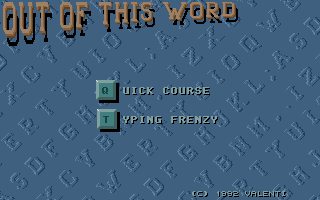 Thumbnail of other screenshot of Out of This Word