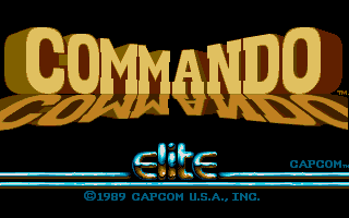 Screenshot of Commando