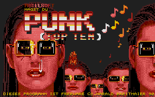 Screenshot of Punk