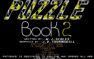 Thumbnail of other screenshot of Puzzle Book Vol 2
