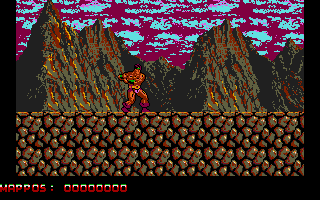 Screenshot of Rastan