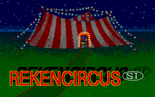 Thumbnail of other screenshot of Rekencircus ST