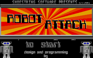 Thumbnail of other screenshot of Robot Attack
