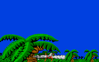 Screenshot of Ikari Warriors