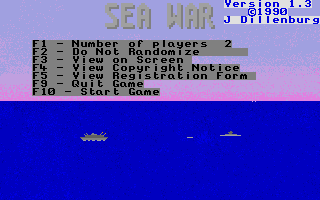 Thumbnail of other screenshot of Sea War