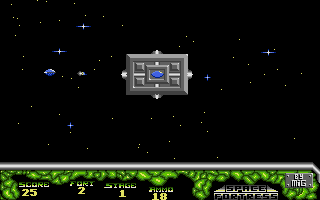 Thumbnail of other screenshot of Space Fortress