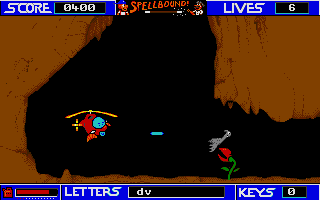 Thumbnail of other screenshot of Spellbound!