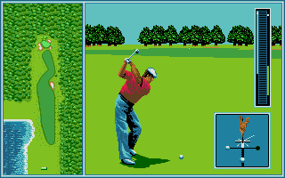 Thumbnail of other screenshot of Tournament Golf