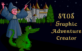 Thumbnail of other screenshot of STOS Graphic Adventure Creator