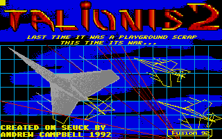 Thumbnail of other screenshot of Talionis 2