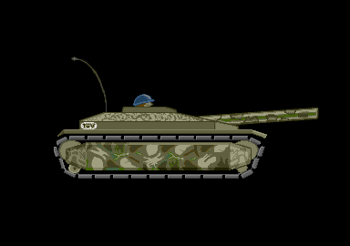 Thumbnail of other screenshot of Tank Game
