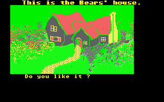 Thumbnail of other screenshot of Three Bears, The