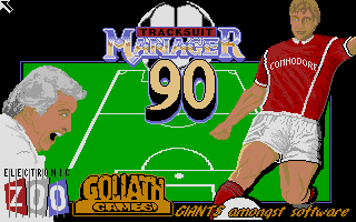 Thumbnail of other screenshot of Tracksuit Manager 90 - 1990-91 Season