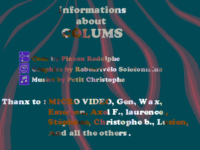 Thumbnail of other screenshot of Colums