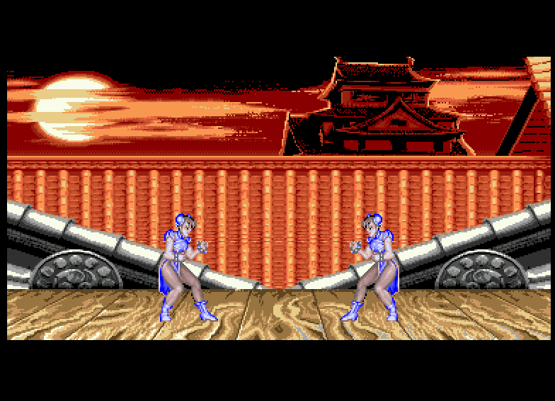 Thumbnail of other screenshot of Falcon Fighter 2