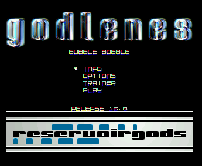 Thumbnail of other screenshot of Bubble Bobble - Godlenes
