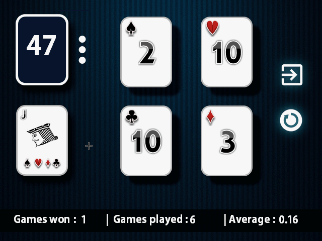 Thumbnail of other screenshot of King Solitaire